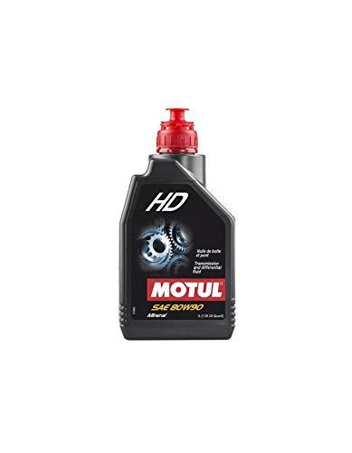 Motul HD 80W90 - Olio per motore, 1