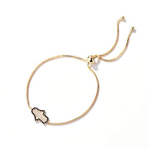 Halskette Frauen Penguin High-End Art und Weise 925 Sterlingsilber-Geschenke Netter Trend Diamant-Schmuck