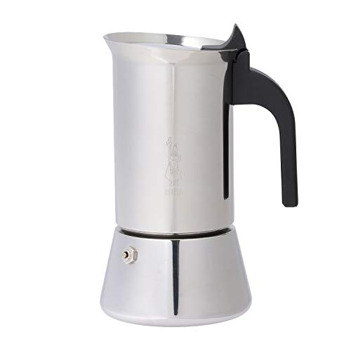 Bialetti Venus - Cafetera de acero inoxidable para 6 tazas