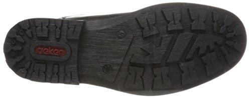 Rieker 36030, Bottes Classiques Homme Noir (Schwarz/schwarz/anthrazit/schwarz)