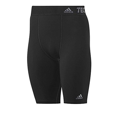 adidas, Pantaloncini sportivi Uomo Techfit Black