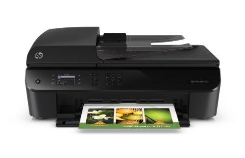 HP Officejet 4630 - Impresora multifunción (inyección de tinta, 8.8 ppm, 4800 x 1200 DPI, 5.2 ppm) negro