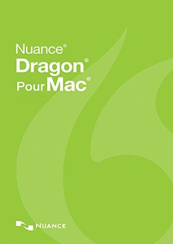 Dragon pour Mac 5 - Standard [Mac Download]