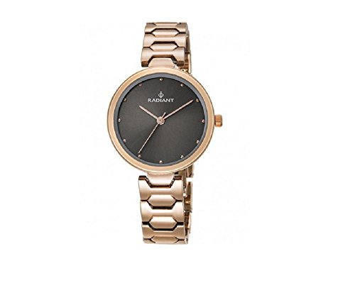 Watch Radiant Women in Gold Pink and Grey Dial ra443202