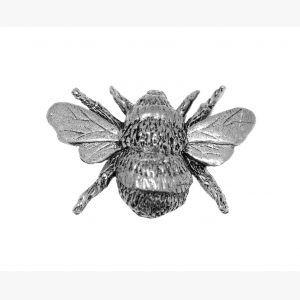 Zinn-Abzeichen Insekten Bienen (Gift Biene)