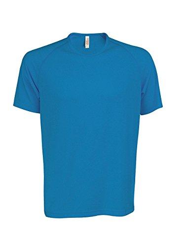 KaribanHerren  Schlichte AusführungT-Shirt Blau - Blau