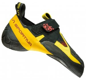 la-sportiva-skwama-climbing-shoe-yellow-black-size-44-2016-climbing-shoe