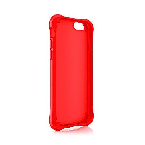 Ballistic Jewel Coque pour iPhone 6 Translucide Clear Rouge Rubis