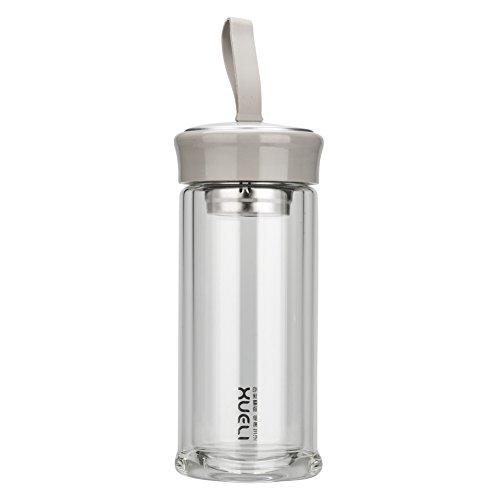 Vetro a tenuta Idratare bottiglia d'acqua 32 oz BPA ha