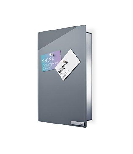 Blomus 65372 Schlüsselkasten oder Glasmagnettafel  Velio