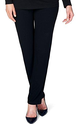 Noppies pantaloni elasticizzati Lely 60507Pantaloni maternità Donna Black XXL