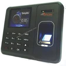 Realtime Biometric Fingerprint based Branded Time & Attendance System Model: T5  available at amazon for Rs.3890
