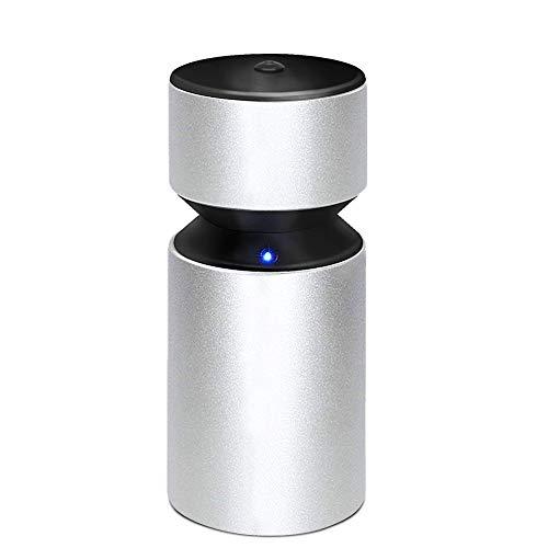 QAQWER Diffusore di Olio Essenziale USB, Macchina per Aromaterapia Auto USB Camera da Letto Puro Olio Essenziale di Aromaterapia Muto Sonno USB di Ricarica Portatile