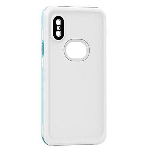 Custoida per iPhone 8 / iPhone 7 4,7  Impermeabile, Bonice Universale per Telefono Cellulare impermeabile / antiurto / antipolvere con la protezione per lo schermo Tattile Ultra-sottile Custodia Pro Modello 02