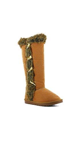 Zaza Pata, Botas E Ankle Boots Marrom