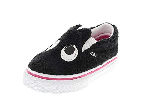 Vans Babyschuhe - TD Slip ON - Friend Party Fur Black, Größe:18 EU
