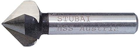 Stubai 314020 Fraise pour Bois/Métal/Alu 20 mm