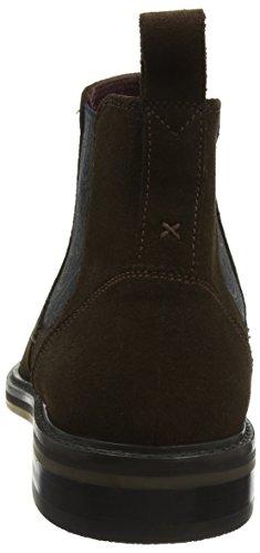 Ted Baker Herren Zilpha Chelsea Boots Braun (marrone)