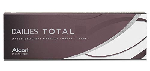 Dailies Total 1 Tageslinsen weich, 30 Stück / BC 8.5 mm / DIA 14.1 / -2.5 Dioptrien