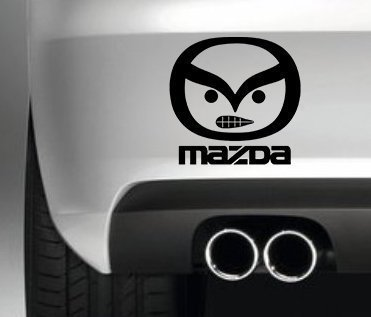 mazda-car-bumper-sticker-funny-bumper-sticker-car-van-4x4-window-paintwork-decal-graphic
