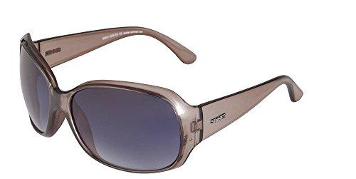 SINNER Erwachsene Sonnenbrille Amos Polycarbonat Bigsize, Grau, SISU-529-20-10
