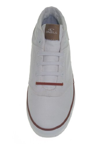 O´NEILL Chaussures Hommes - HighTop Sneaker PSYCHO MID - off white Beige - Weiß (Off White V00)