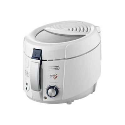 DeLonghi F38233 - Freidora, 1800 W, color blanco