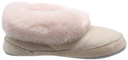 Shepherd Piteå, Chaussons mixte enfant Rose - Pink (Pink 98)