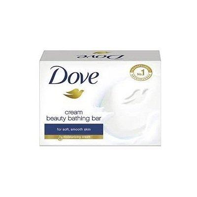 Dove Moisturising Cream Soap (75g) (Pack of 2)