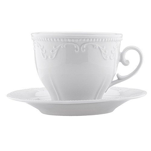 Kütahya Porselen Caprice Mokkaservice Espressoservice Mokkaset Set 12 TLG Türk Kahvesi Fincan SETI