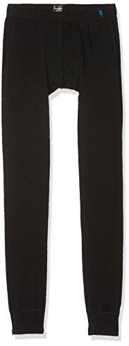 Schiesser Jungen 159456 Pants, Schwarz 000, 164 (Herstellergröße: M)