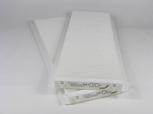 Zehnder-Juego-de-filtros-Original-para-comfoair-Q600-St-Q350450600-2-x-G4-filtro-10-x-Alternative-Cono-Filtro-DN-125-ZEHNDER-Nmero-de-Referencia-400502012