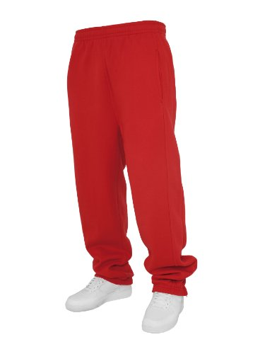Urban Classics pantaloni TB014B Rouge - Rouge M