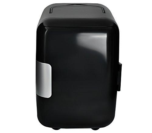MALATEC Mini Kühlschrank & Warmhaltebox 4 Liter Kühlbox 12V + 220V #5794