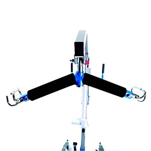 31OCVYTUkIL - Grúa eléctrica | Sistema de apertura de pedal | Hasta 180kg