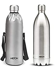 Milton Thermosteel Duo DLX-1800 Stainless Steel Water Bottle