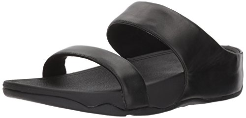 Fitflop Women's Lulu Leather Slide Sandal