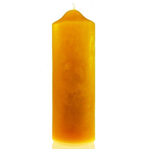 Kerzenstumpen (205/65mm) 100% Bienenwachs Bienenwachskerze Kerze Stumpen