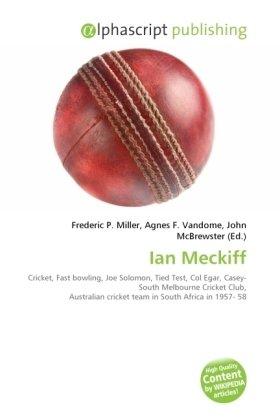 Ian Meckiff