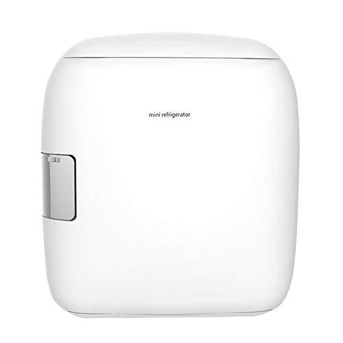 Auto Kühlschrank, Mini Tragbarer Kompakter Persönlicher Kühlschrank, Kühlt & Erhitzt, Kapazität, Kühlt 6 12 Unzen Dosen, 100% Freon-Frei & Umweltfreundlich, Enthält Stecker for Heimsteckdose & 12 V Au
