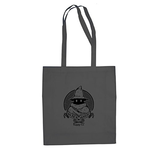 MotU: Black Magic Supply - Stofftasche / Beutel, Farbe: grau