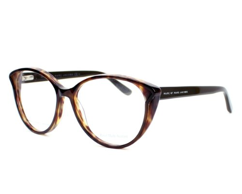 ac6072c39a6f9d Marc By Marc Jacobs Women s 585 Seasonal Tortoise   Olive Green Frame  Plastic Eyeglasses