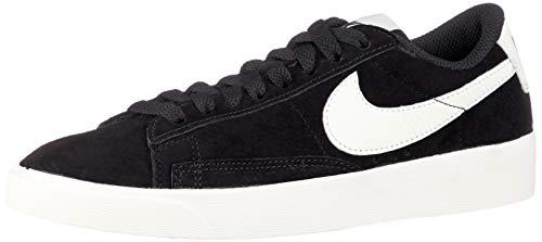 Nike Damen W Blazer Low Sd Sneakers, Mehrfarbig (Black Sail 001), 39 EU (Nike Schuhe Blazer Für Frauen)
