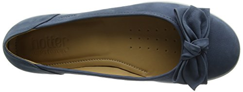 Hotter Jewel EXF, Ballerine Donna Blue (Blue River)