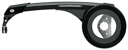 SKS Kettenschützer Chainboard 38 Zähne Schwarz Displayverpackung, 10020