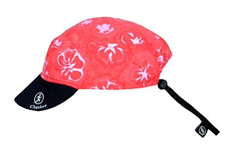 Chaskee Reversible Cap Hibiscus - Reversible Cap