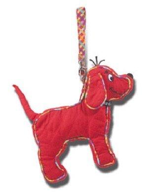 Douglas Toys Clifford the Big Red Dog Sillo-ette Purse