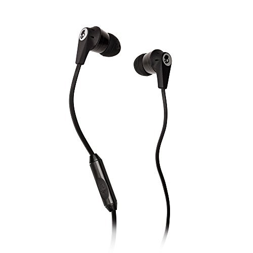 BLUE DIAMOND Skullcandy S2IKDY-003 In-Ear Headphone With Mic (Black) super quality suported for all smart mobiles Ink'd 2 Earbud (Black)  available at amazon for Rs.619