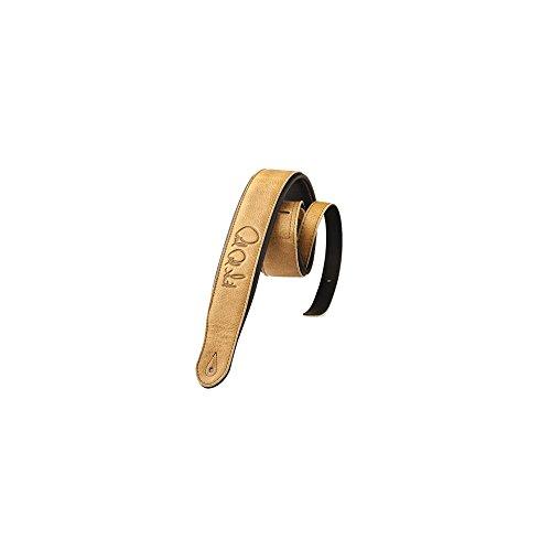 prs-signature-sandstone-tan-leather-birds-strap