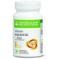 Chromadent Herbalife Afresh Energy Drink Mix Flavour Lemon